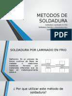 Metodos de Soldadura- Expo Mata