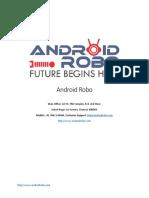 Educational Robotics – Android Robo