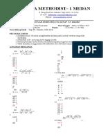 Soal UTS Genap Matematika Peminatan Kelas Xi Plus Tp. 2016-2017