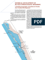 Historical Development of the Gulf Intracoastal Waterway