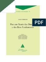Baixar Livos... Por Uma Teoria Dos Direitos e Dos Bens Fundamentais de Luigi Ferrajoli (Read Book Unlimited)