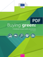 Buying Green Handbook 3rd Edition