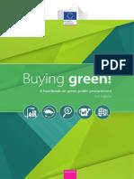 Buying Green Handbook 3rd Edition