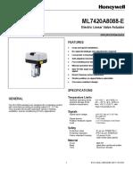 Ml7420a8088 e Honeywell Valve Actuator (1)