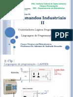 Aula 02B CLP -Linguagem de Programacao LADDER Libre Ppt