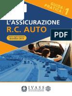 Assicurazione RC auto 2016