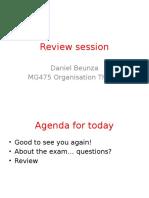 160426 OT Revission Session
