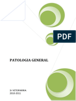 Patologia General - Tema 1-7