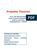Prof TVKB Propeller Theory
