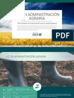 Lic Administracion Agraria