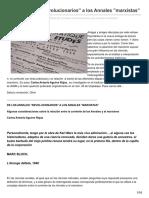 Kmarx.wordpress.com-De Los Annales Revolucionarios a Los Annalesmarxistas