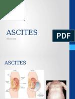 Ascites Presentation