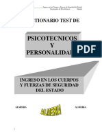 Cnp_test Psicotécnico y de Personalidad