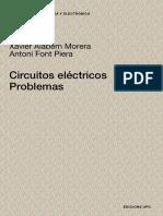 Problemas resueltos de circuitos eléctricos