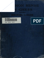 Common Sense In Chess - Lasker.pdf