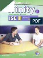 Suceed in Trinity ISE III Speaking & Listening Students book