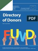 Direktorij donatora za 2016