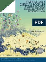 Amozurrutia Jose A - Complejidad Y Sistemas Sociales.pdf