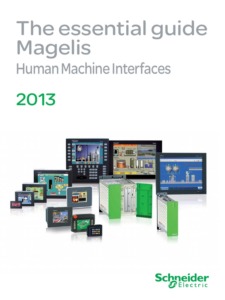 The Essential Guide Magelis | Usb | Personal Computers