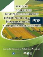 Brosura_Codul de Bune Practici Agricole_revizuit 2015 (MMAP, Bun de Tipar)