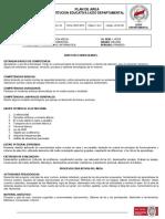 Plan de Area Sin Cuadros 10 - Tecnología Decimo by Julian O