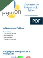 804551-Linguagem de Programação Python