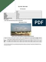 TN Vellore Solar Site Description