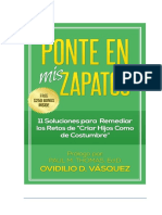 Ponte en Mis Zapatos by Ovidilio David Vasquez