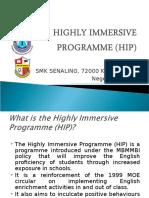 Hip Presentation