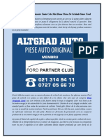Piese Ford | Piese Auto Ford | Piese Originale Ford | Magazin Piese Ford
