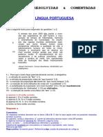 Língua Portuguesa - Provas Resolvidas & Comentadas.pdf