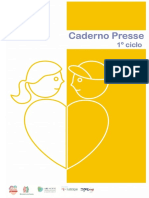 Caderno Presse - 1º Ciclo