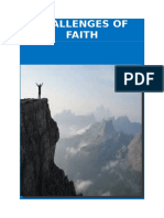 challenges of faith