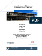 Medical Oncology Jnr Handbook