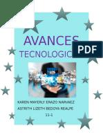 AVANCES TECNOLOGICOS (1).docx