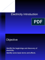 1 Electricity