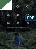 Socavones, Textos Sobre La Obra de Socavón Cine 2008 2016