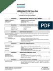 CarbonatoCalcio_MSDS