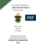 RMK Akuntansi Universitas