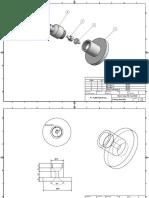 Drawing Check Valve 5008 - J