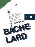Lacroix, Jean Et Al - Introduccion a Bachelard (4)