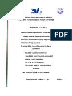 Reporte de Practica 8, 9 y 10