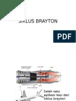 Siklus-brayton (Turbin Gas) Mke