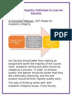 academic integrity11