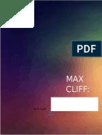 max      cliff