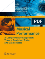 Musical Performance - A Comprehensive Approach