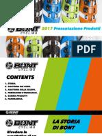 Catalogo Bont 2017