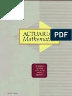 Acturarial Mathematics - Bowers