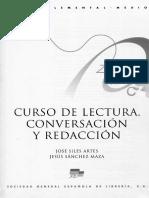 Curso de lectura conversación y redacción.pdf