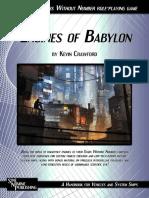 Engines of Babylon